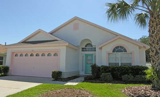Florida Villa Doolan - 3 Bed 2 Bath Vacation Rental Villa with Pool at Indian Ridge Oaks, Kissimmee